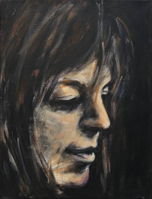 Portrait Ingeborg Bachmann