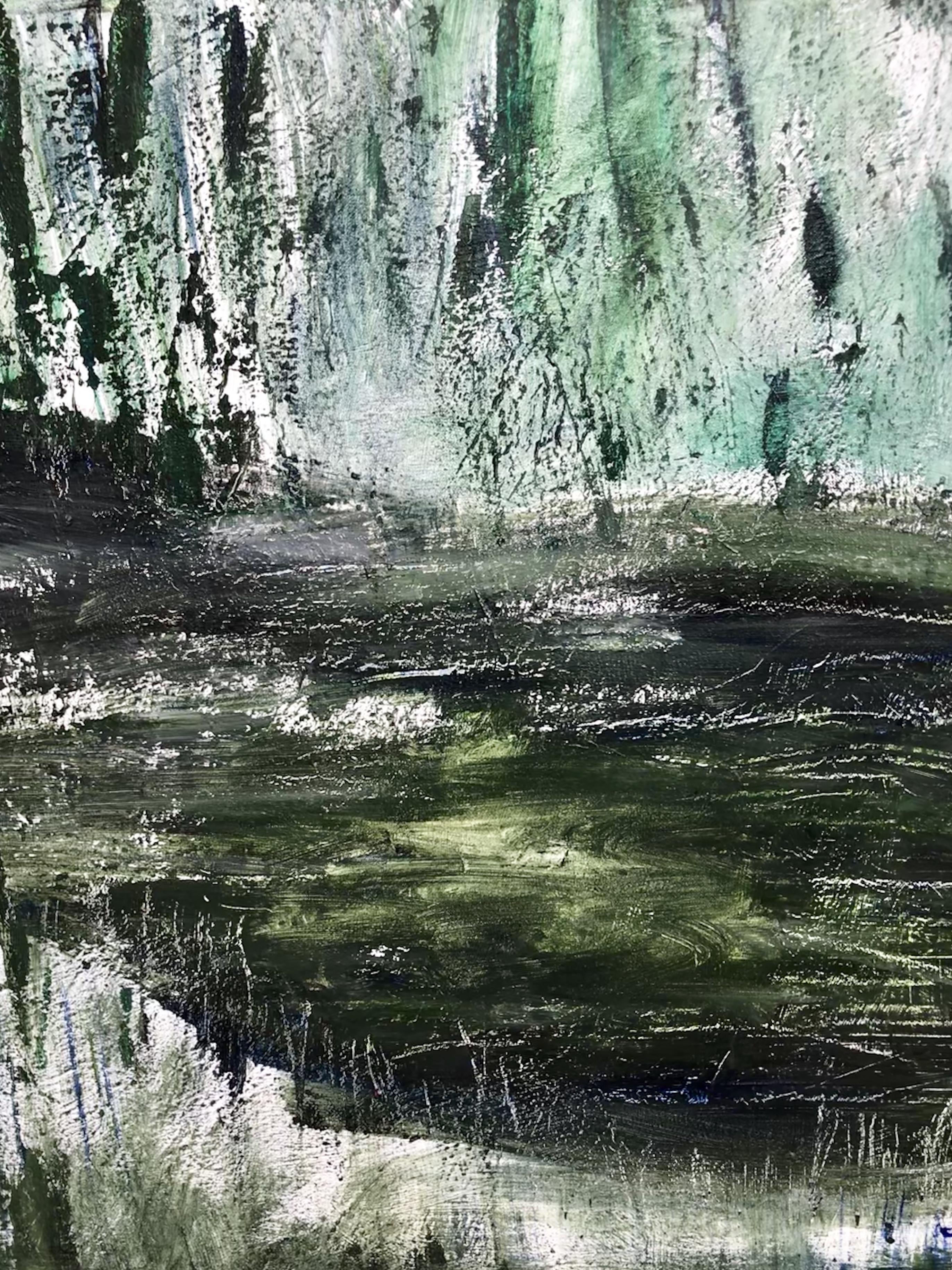 Acryl auf Leinwand, 600 x 800 mm